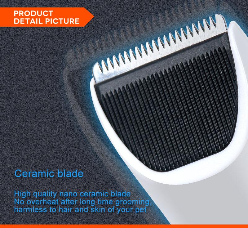pet hair clipper PHC920 blade