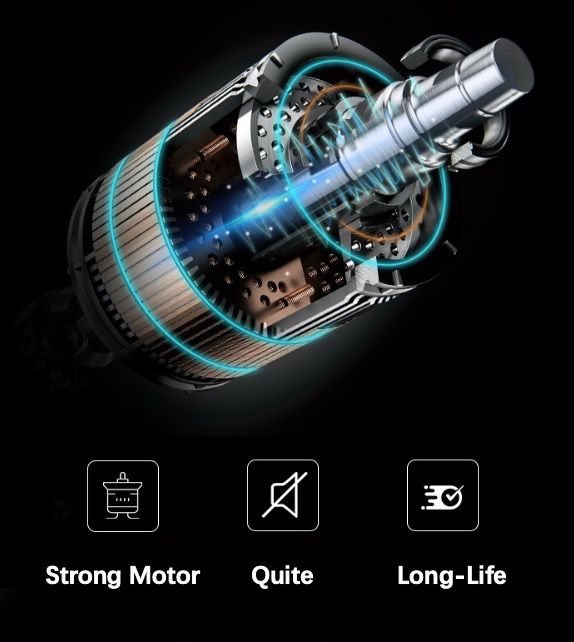 Strong-Motor